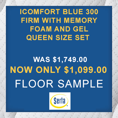 Icomfort Blue 300 Firm